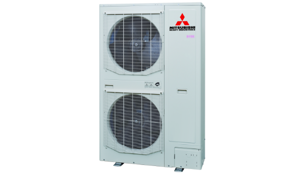 heat pump mini dış ünite çift fan